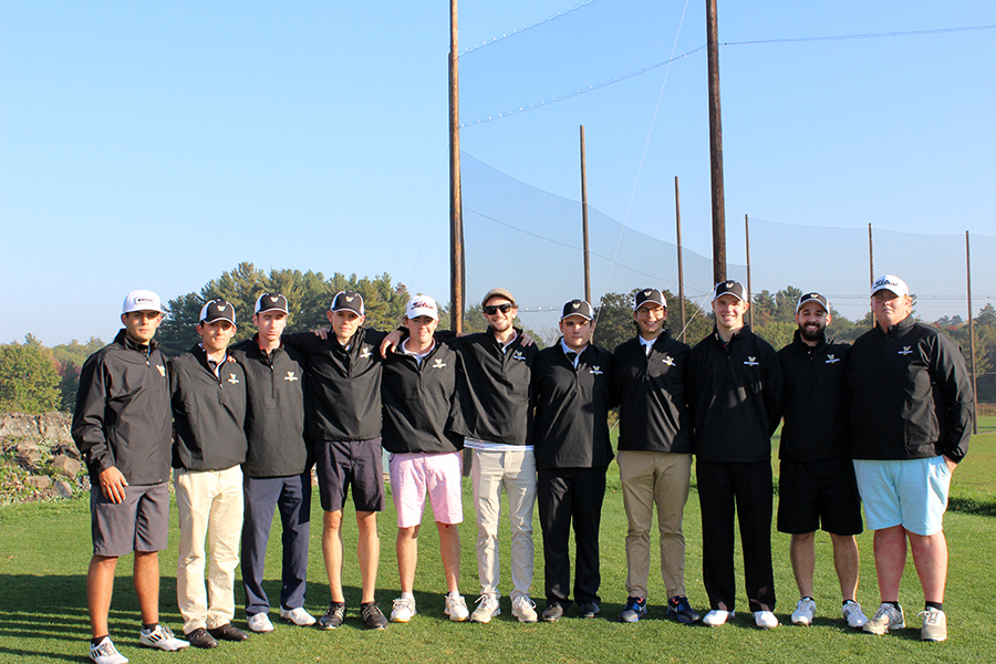 Golf Wraps up 2016-2017 Campaign