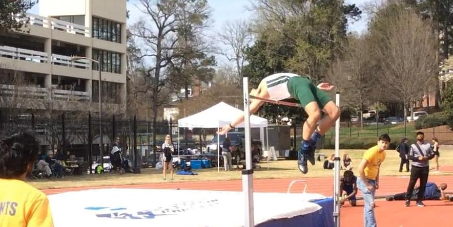 Truss Caps Stellar Career With 14th-Place Finish in High Jump at Nationals