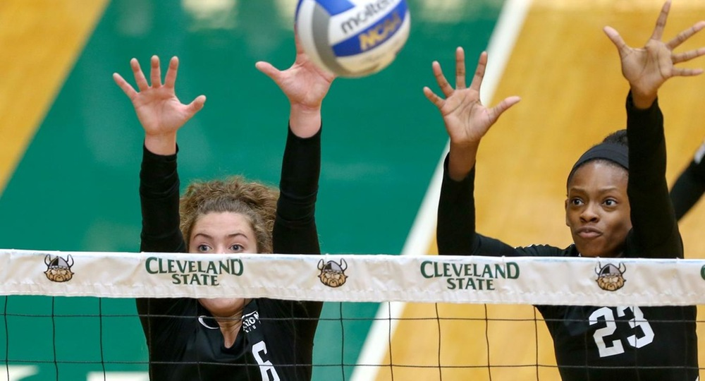 Vikings Sweep Niagara & Kent State To Close Out Non-League Play