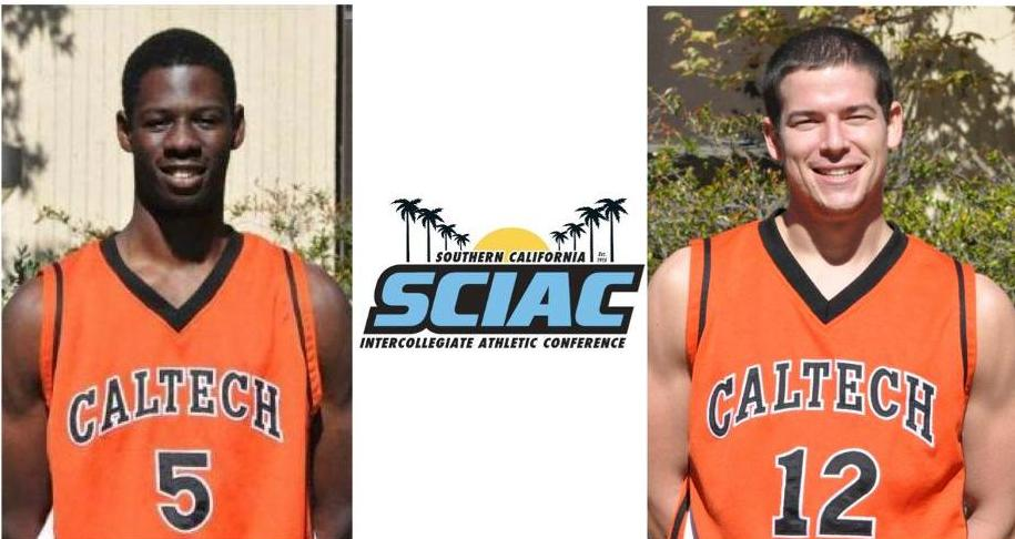 Emezie Named Second Team All-SCIAC, Joel Wins Ted Ducey Award