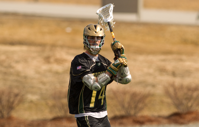Brown, Corbo, and Visconti Lead Eagles Past Green Mountain