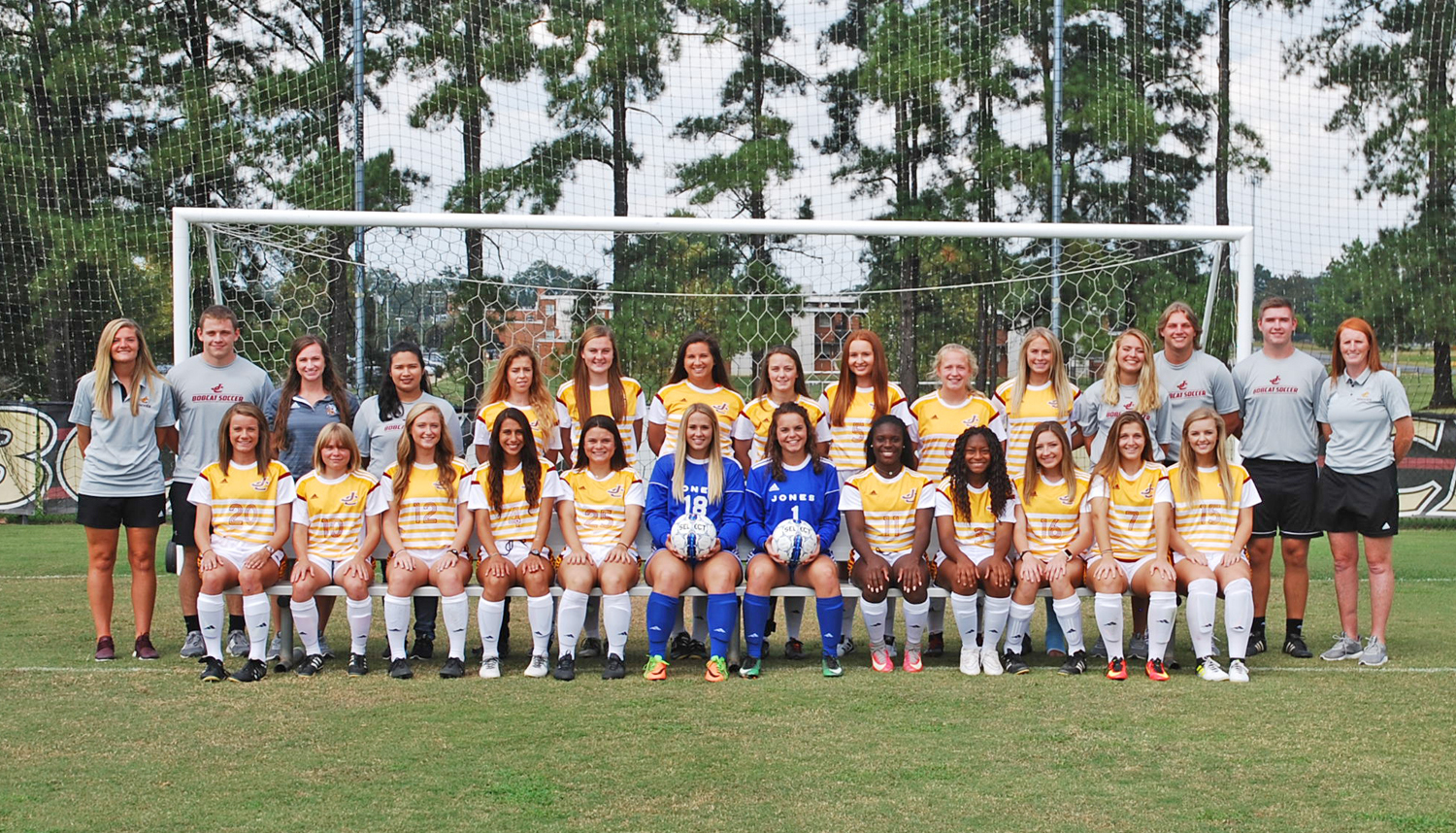 Lady Bobcats named MACJC Academic Team of the Year; four other JCJC teams recognized