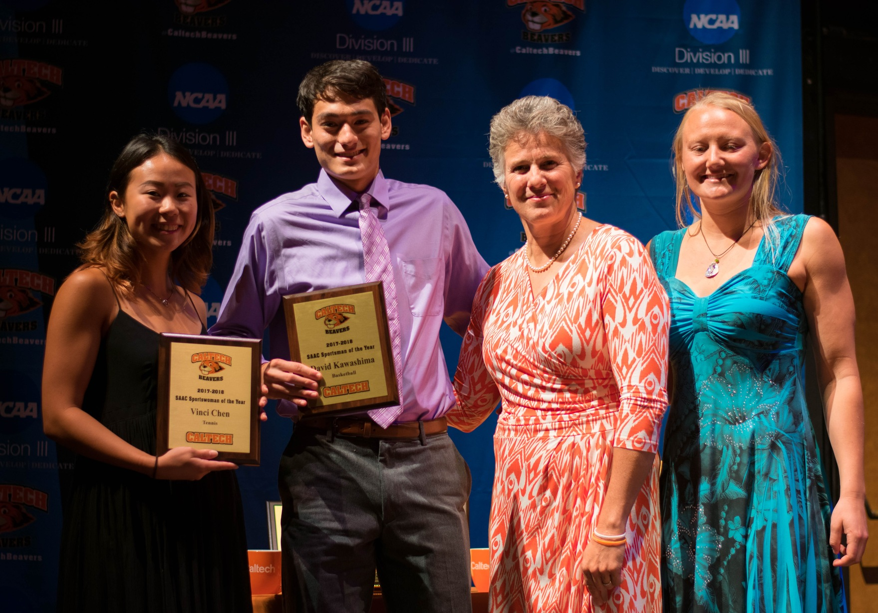 Caltech Closes Year with Athletic Celebration