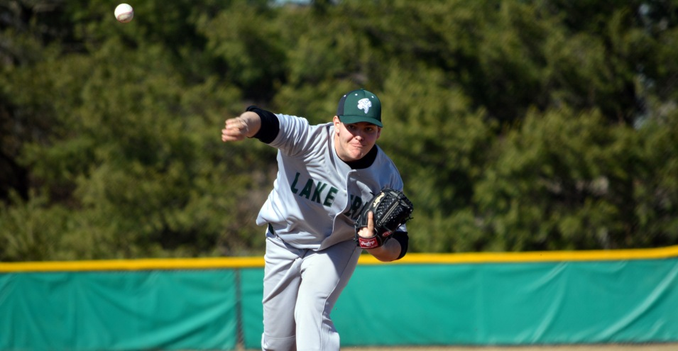 Raley really good, wins GLIAC Pitcher of the Week