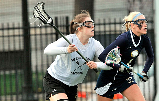 Women's Lacrosse Earns Program's First Win