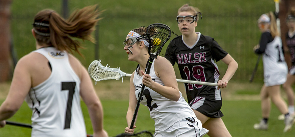 Walsh claims 16-7 victory over Pioneers
