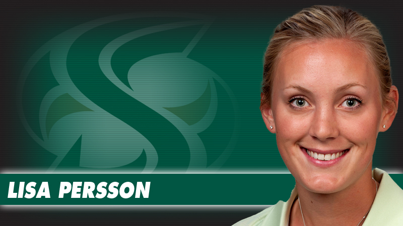 Persson's Ace Guides her to Round of 69