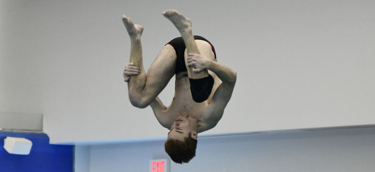 Pennington Earns Honorable Mention All-America Honors On Three-Meter at NCAA Championships