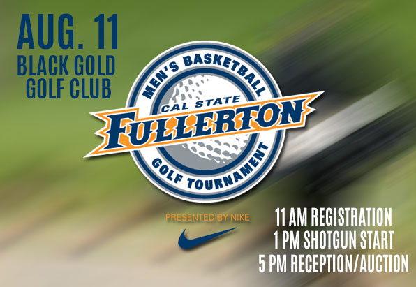 Join the Titans for Men's Basketball Golf Tournament