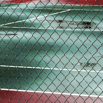 Forester Tennis Matches against Nazareth Postponed by Rain