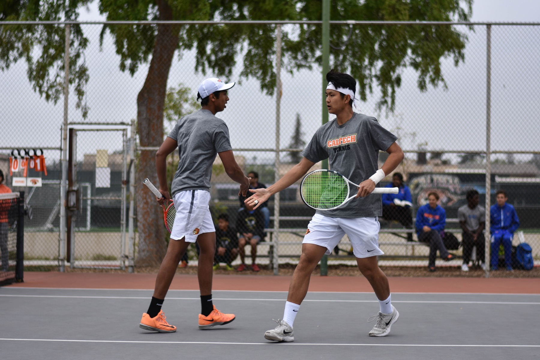 Shanker, Wei Advance to Doubles Finals at ITA Regionals