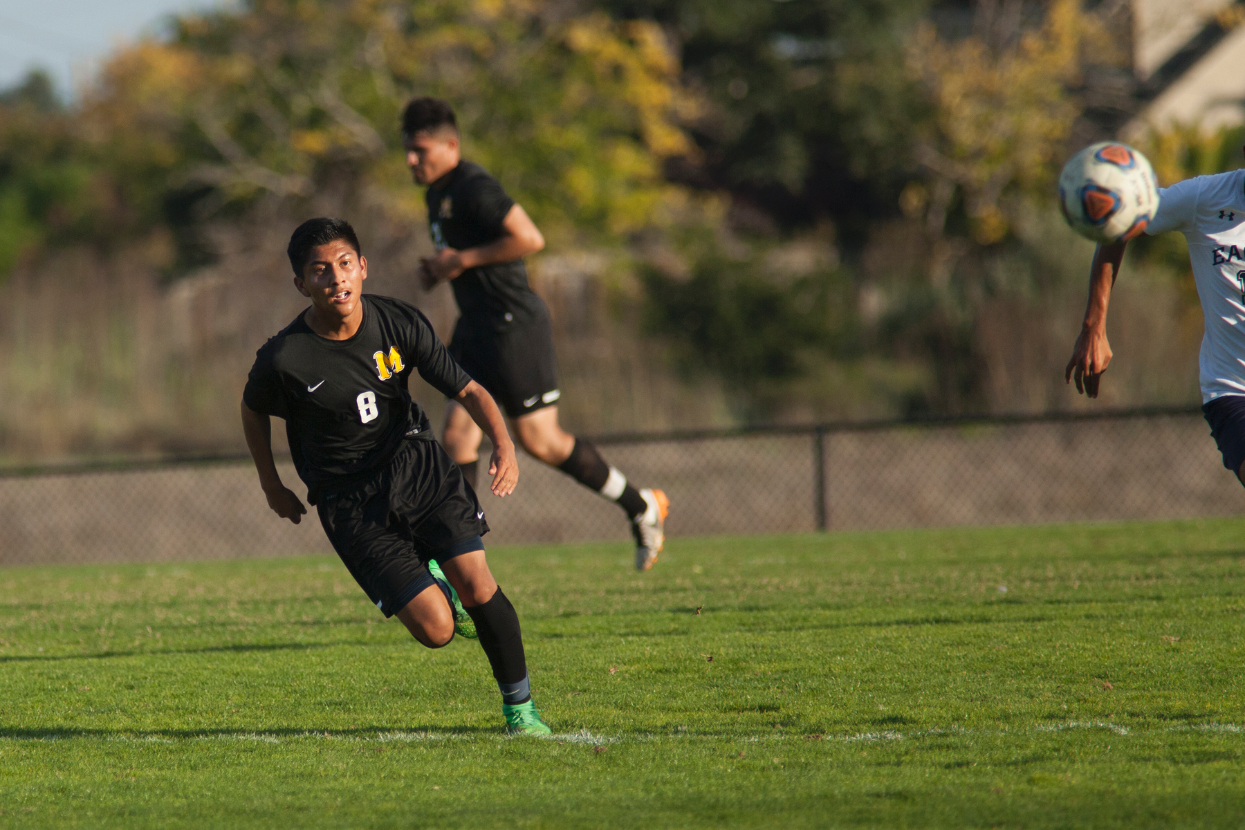 Men's Soccer Drops Road Finale To Contra Costa 4-1