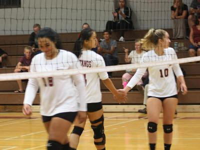 Women's Volleyball: Secure 7th straight victory