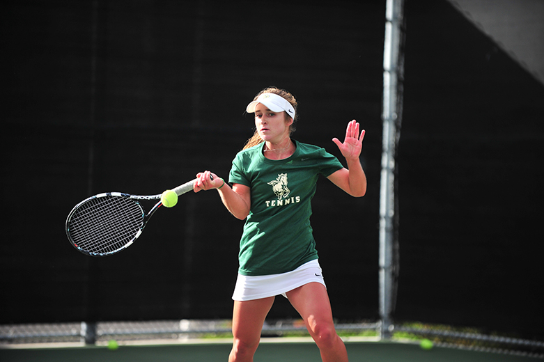 Cal Poly Women's Tennis Defeated by Santa Clara 4-0
