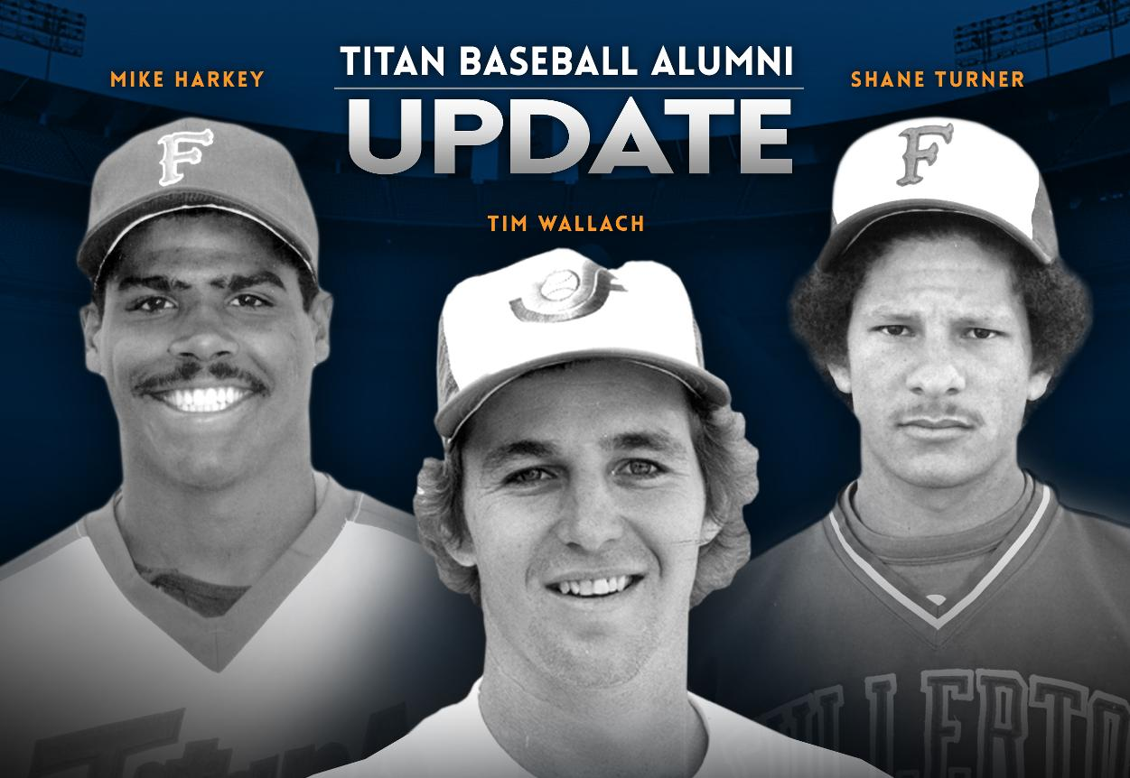 Alumni Update – Former Titans in the News