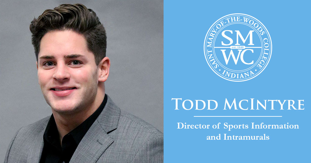 Todd McIntyre | Director of Sports Information and Intramurals