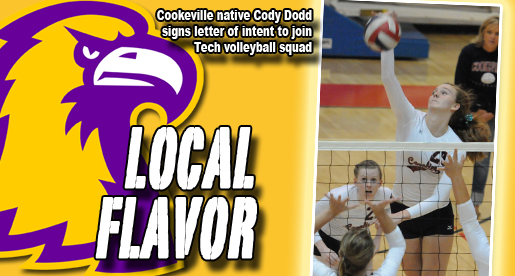 Cookeville native Cody Dodd signs with Tennessee Tech