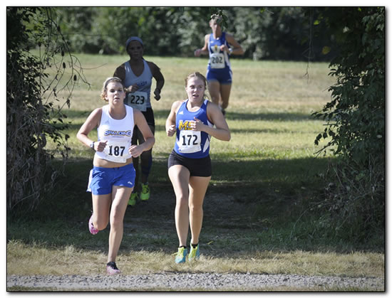 Mount women's cross country team picked for 10th place in the HCAC Coaches' Preseason Poll