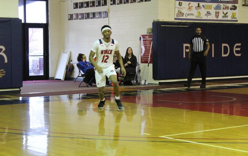 Men's Basketball Comes Up Short Against Wilmington University