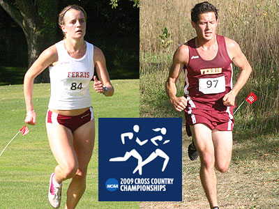 Women's CC Advances To NCAA-II Nationals