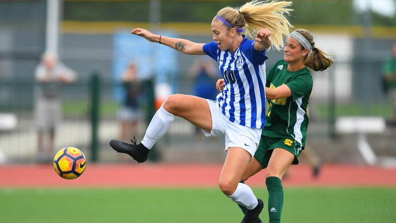 Pearse Scores Only Goal for Women's Soccer in 1-0 Victory over Maine