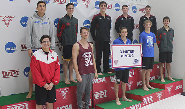 Cougars In Sixth After First Session Of Championships