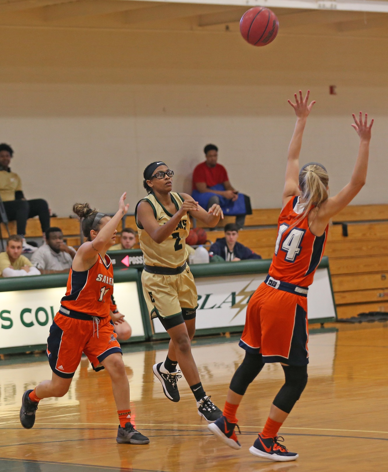 Women's Basketball Tripped Up At Home