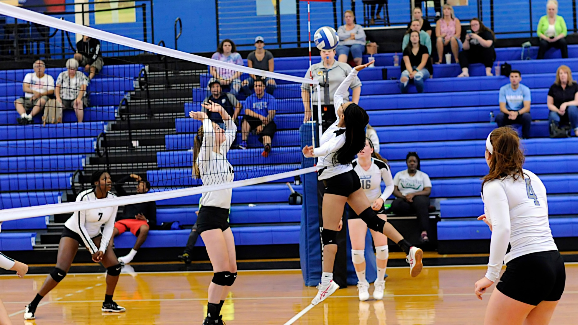 Women's Volleyball Defeats Purchase in Straight Sets, 3-0