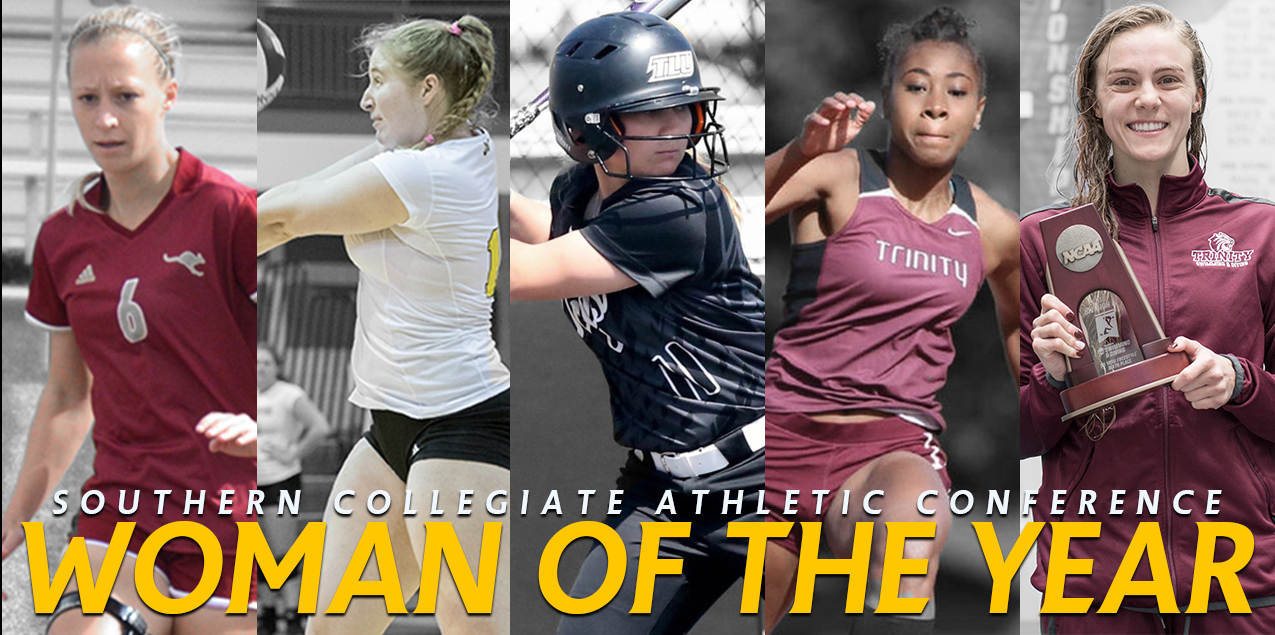 SCAC Names 2018 Woman of the Year Finalists