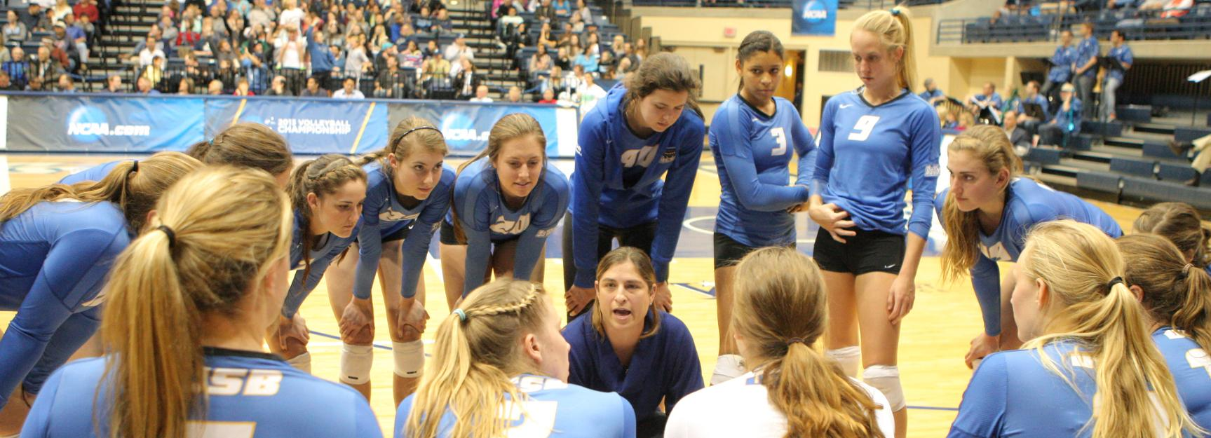 UCSB Falls to San Diego 3-0 in NCAA Tournament