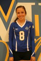 Williams awarded Association of Division III Independents women's volleyball Player of the Week