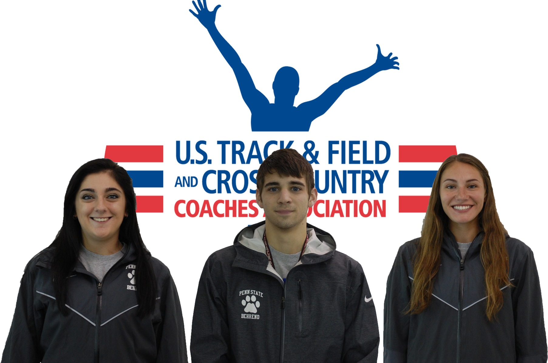 Three Named Track and Field All-Region