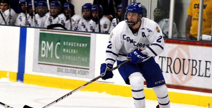Power play leads Men's Hockey to program record fifth straight win