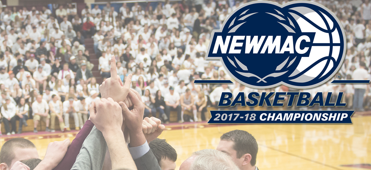 Springfield College Set to Host NEWMAC Men's Basketball Championship