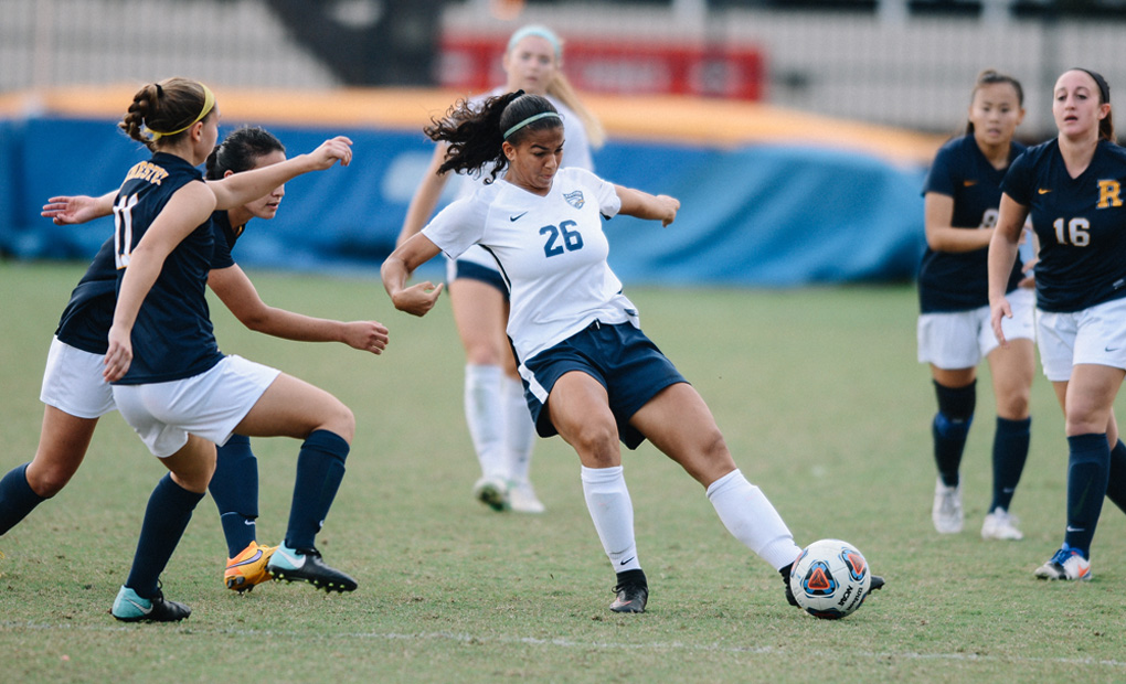 Emory Women's Soccer Enters D3Soccer.com National Rankings at No. 20