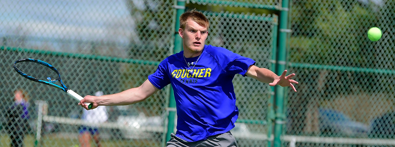 Goucher Men's Tennis Completes 2-0 Weekend With Win At Moravian