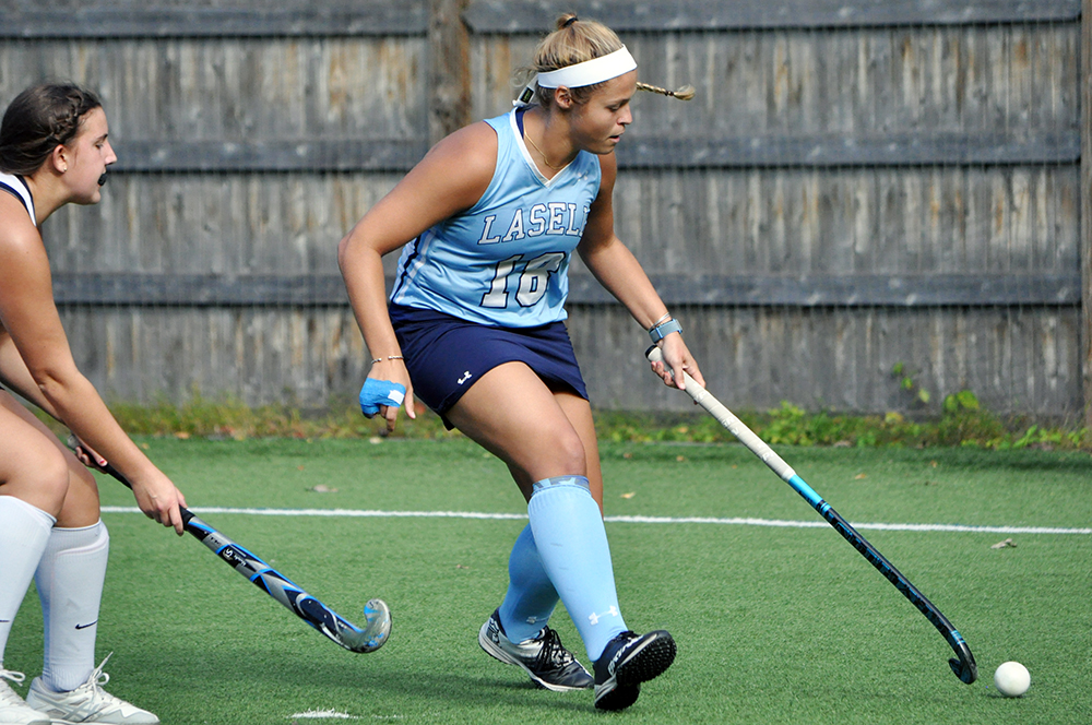 Lasell Field Hockey downs UMass Dartmouth for third win in a row