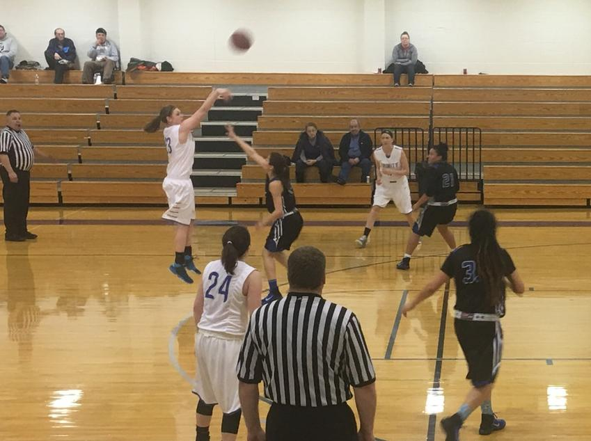 Lions WBB Loses 1st NIAC Conference Game