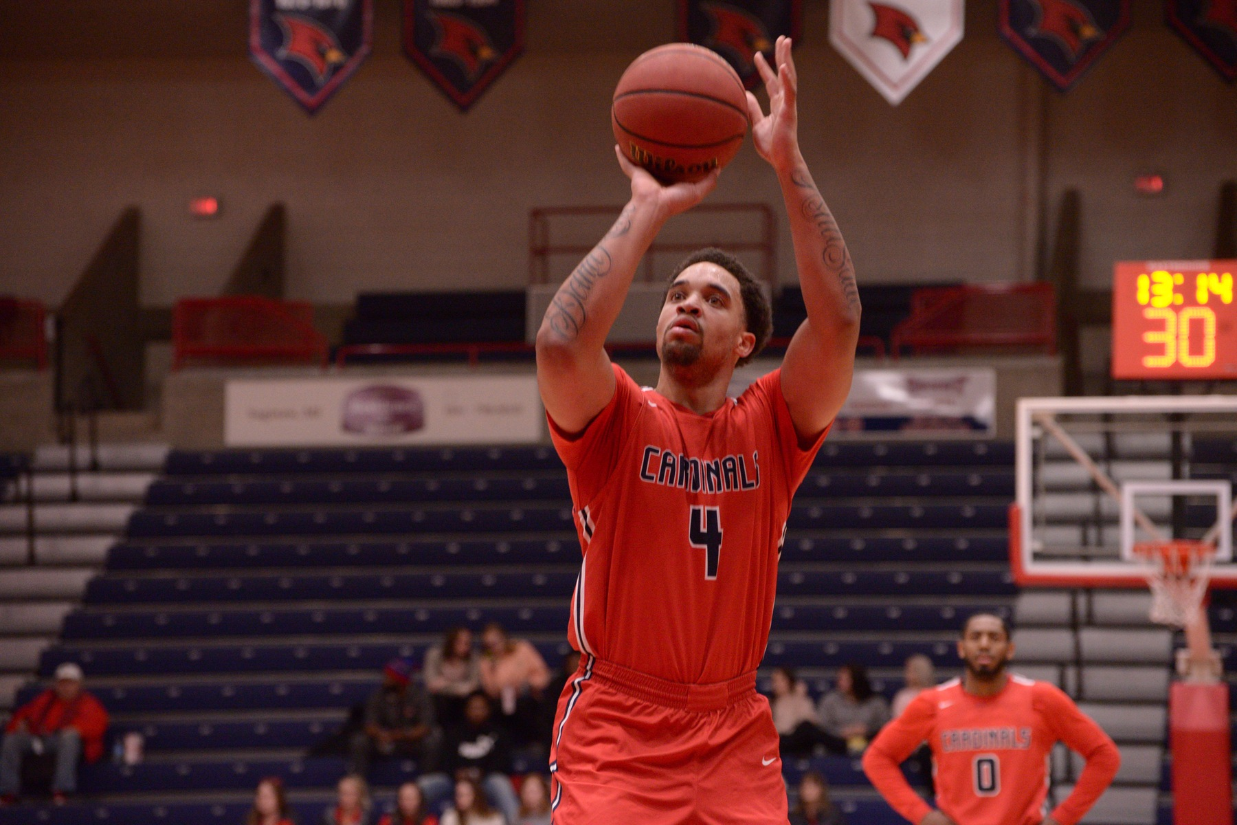 Cardinals not enough for Lakers in second half; fall 81-64 in GLIAC matchup