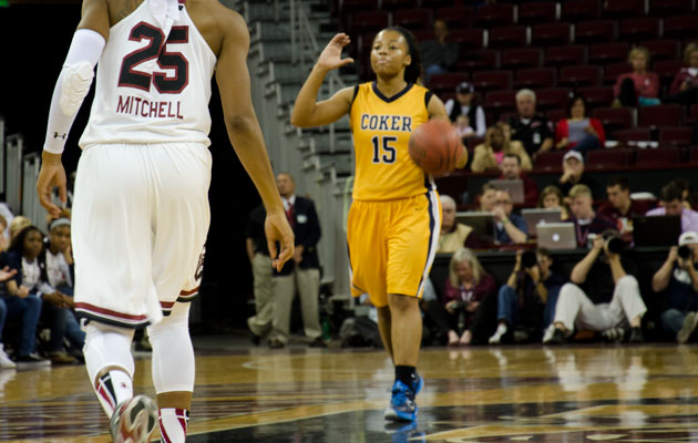 Coker Falls to No. 2 South Carolina