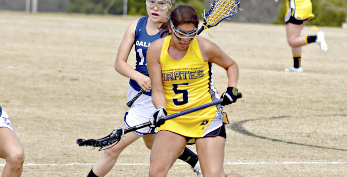Women's lacrosse falls in Oregon
