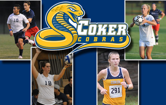 Coker's 2012-13 Fall Sports Schedules Released