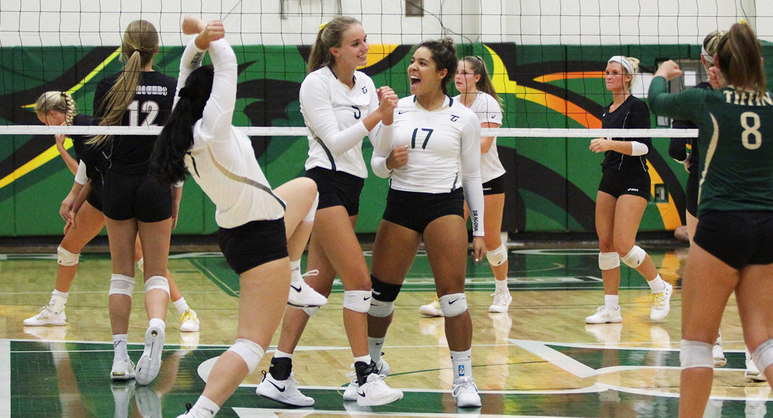 Dragons Sweep Battlers, Move to 3-0 in GMAC Play