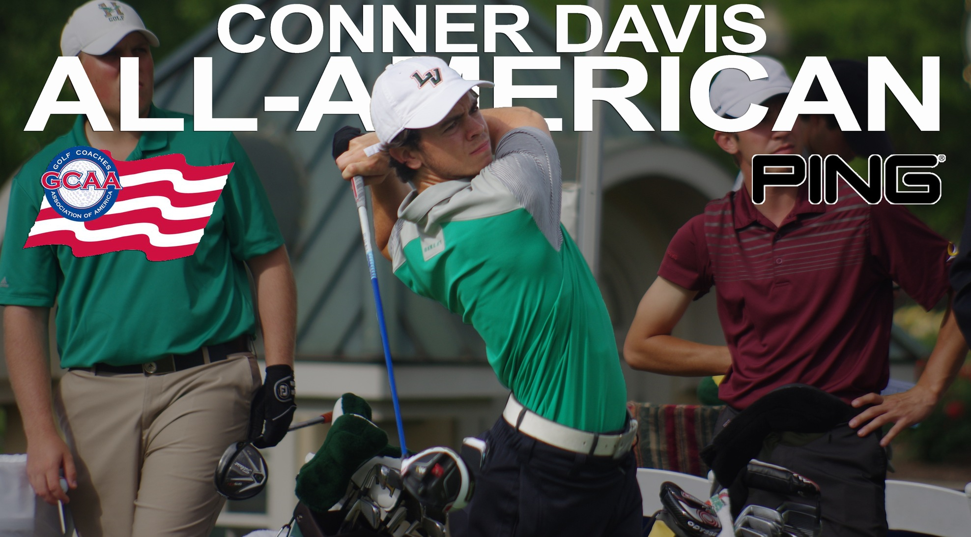 Davis Named PING All-American