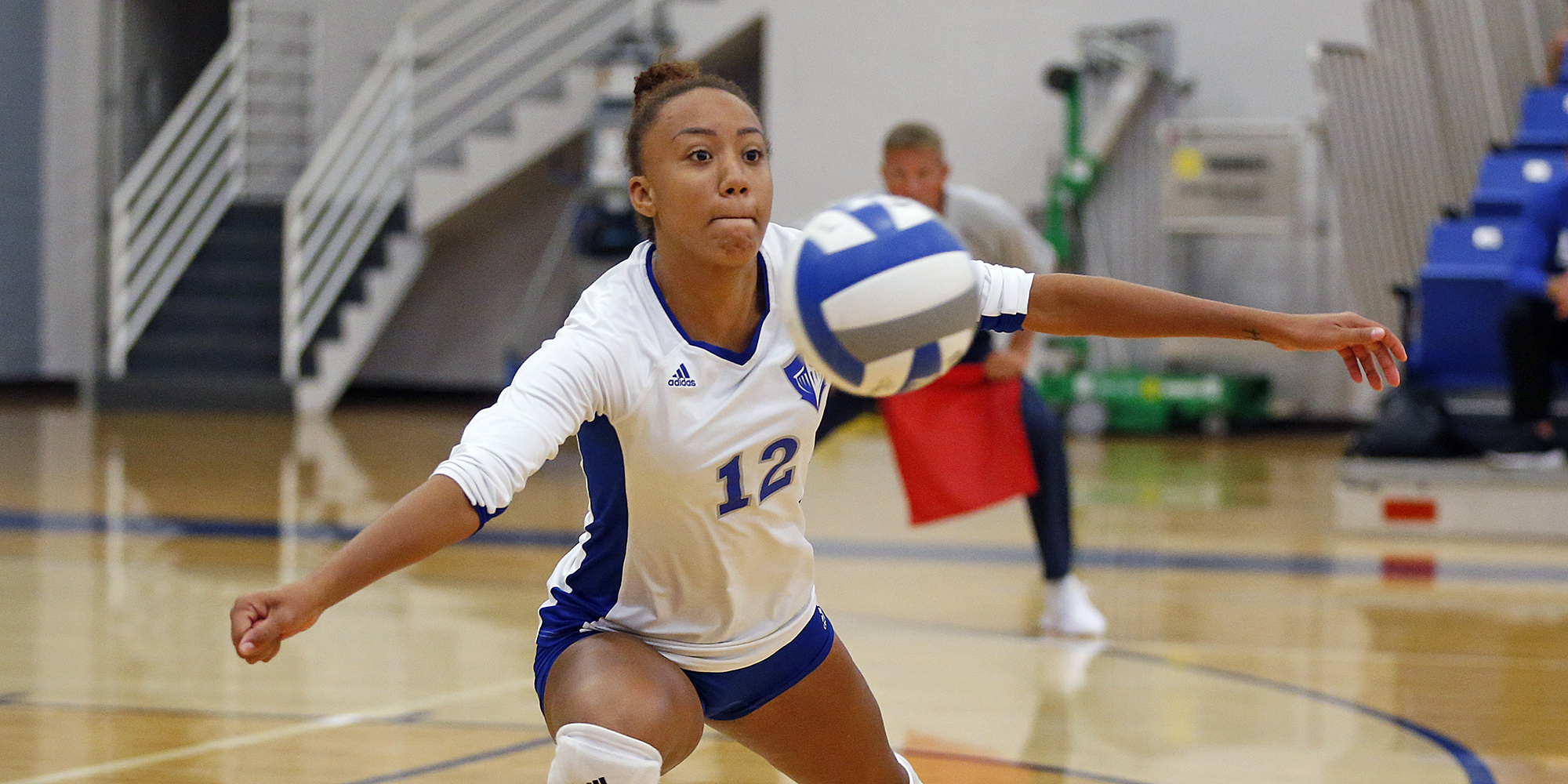 Spartans Too Much for Volleyball