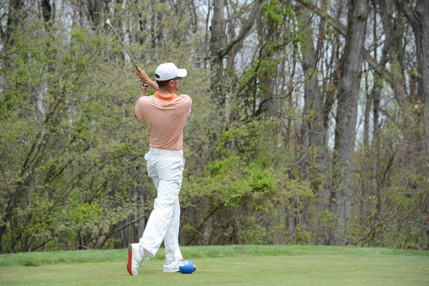 Findlay Surges to Fifth Place Finish