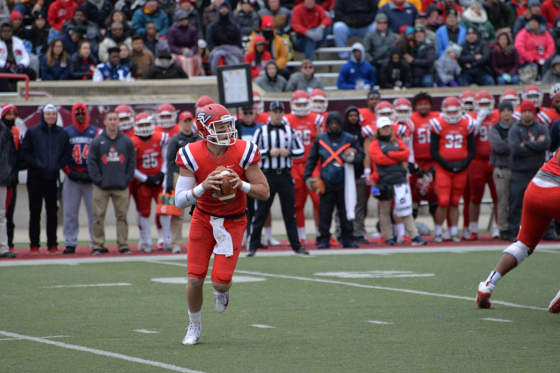 Cardinals finish regular season with 24-17 overtime victory at Davenport
