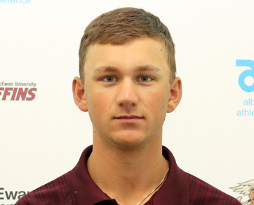 Barrett Belland, Men's Golf, MacEwan University