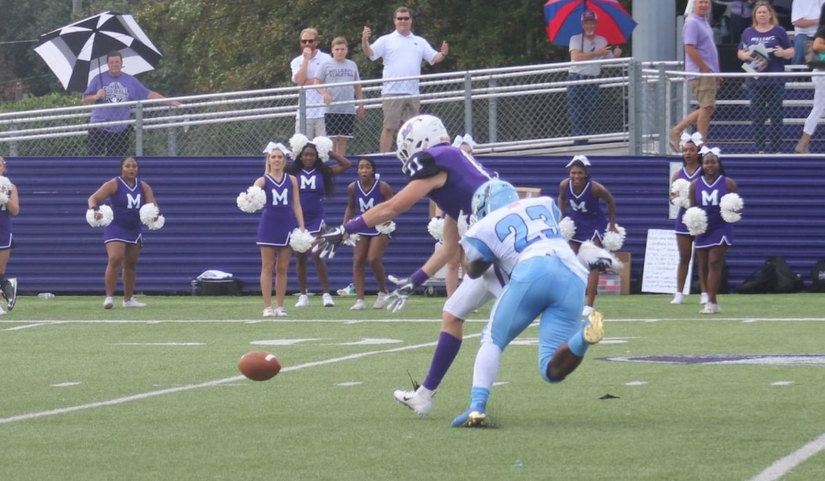 Westminster Football Drops Season Opener at Millsaps