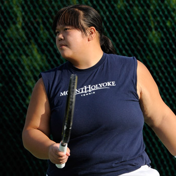 Tennis: Smith at Mount Holyoke